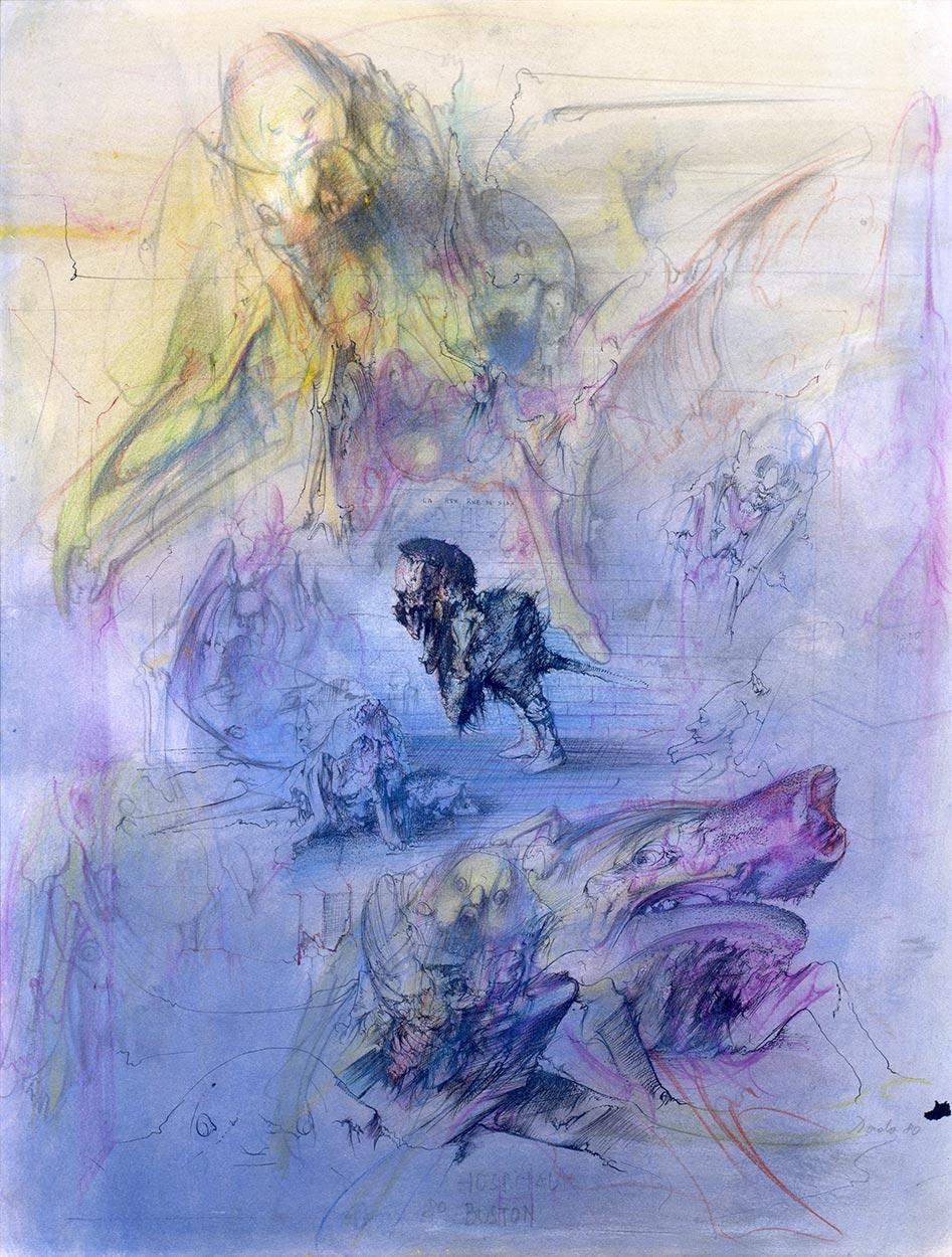 Bez naslova, 1980