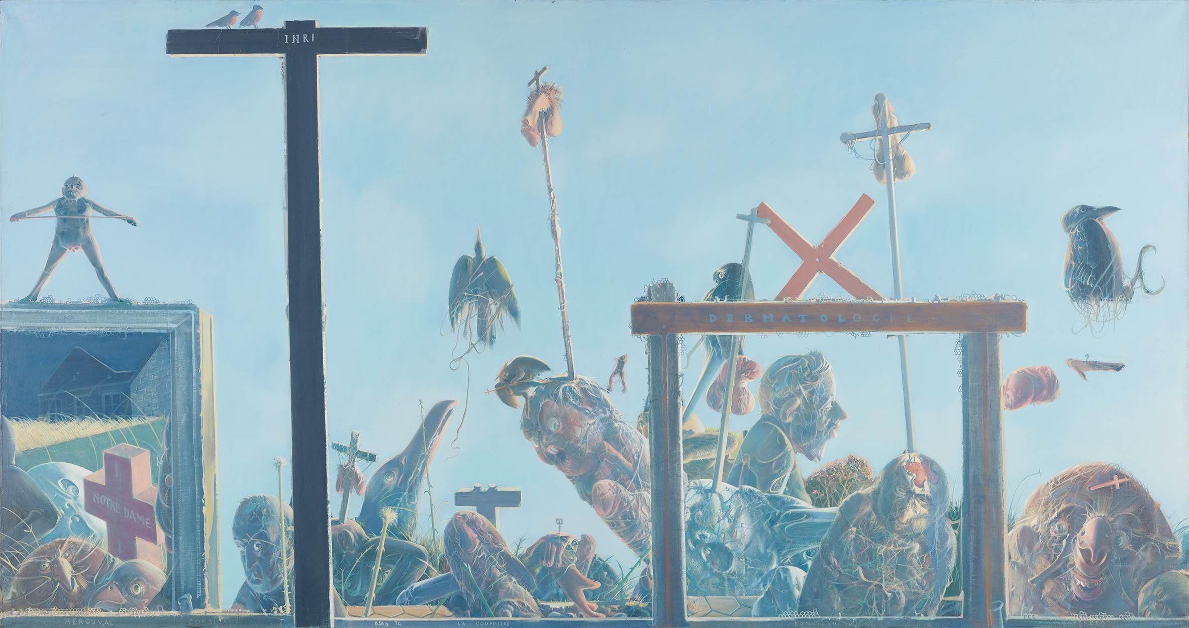 Dado (Miodrag Djuric): The Way of the Cross