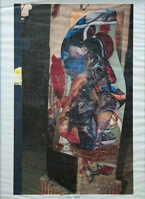 Digital collage, 1999