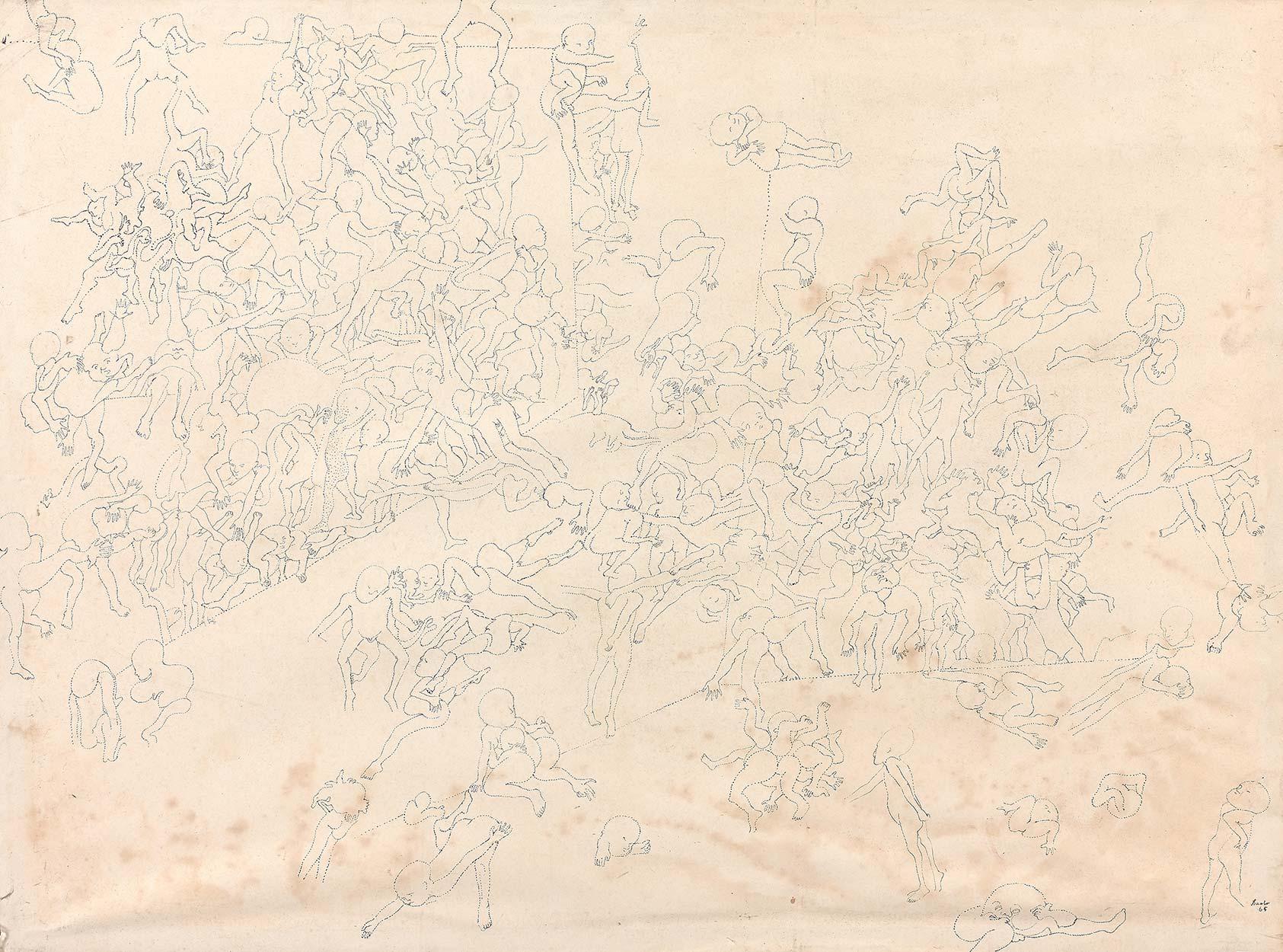 Dado: Untitled, 1965