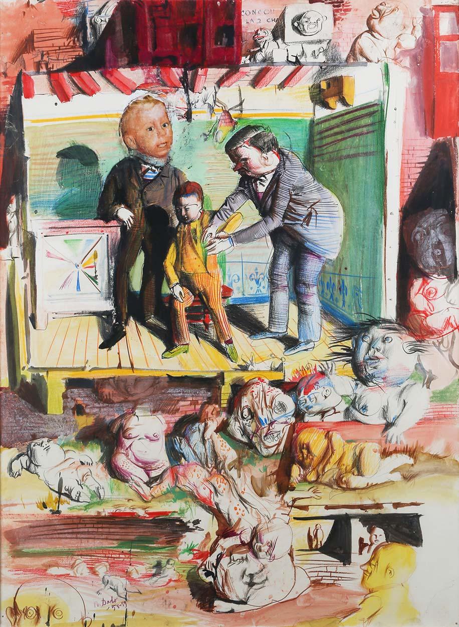Bez naslova, 1959