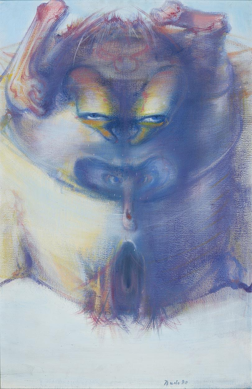 Dado: Untitled, 1977