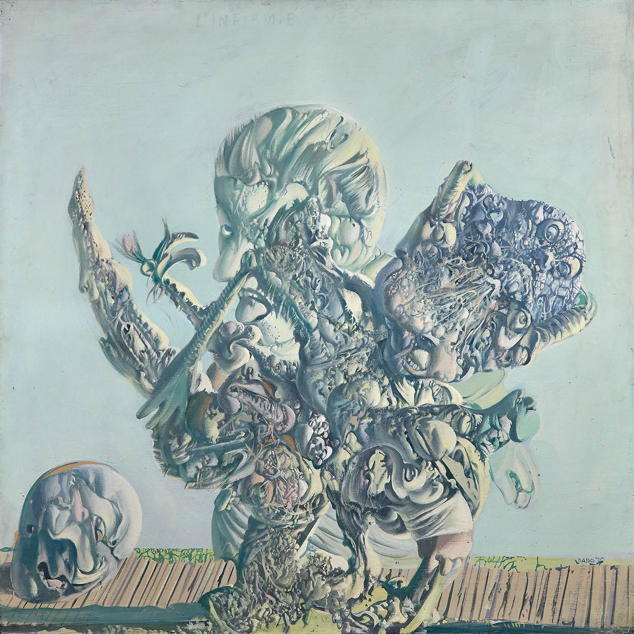 The Green Nurse, 1970