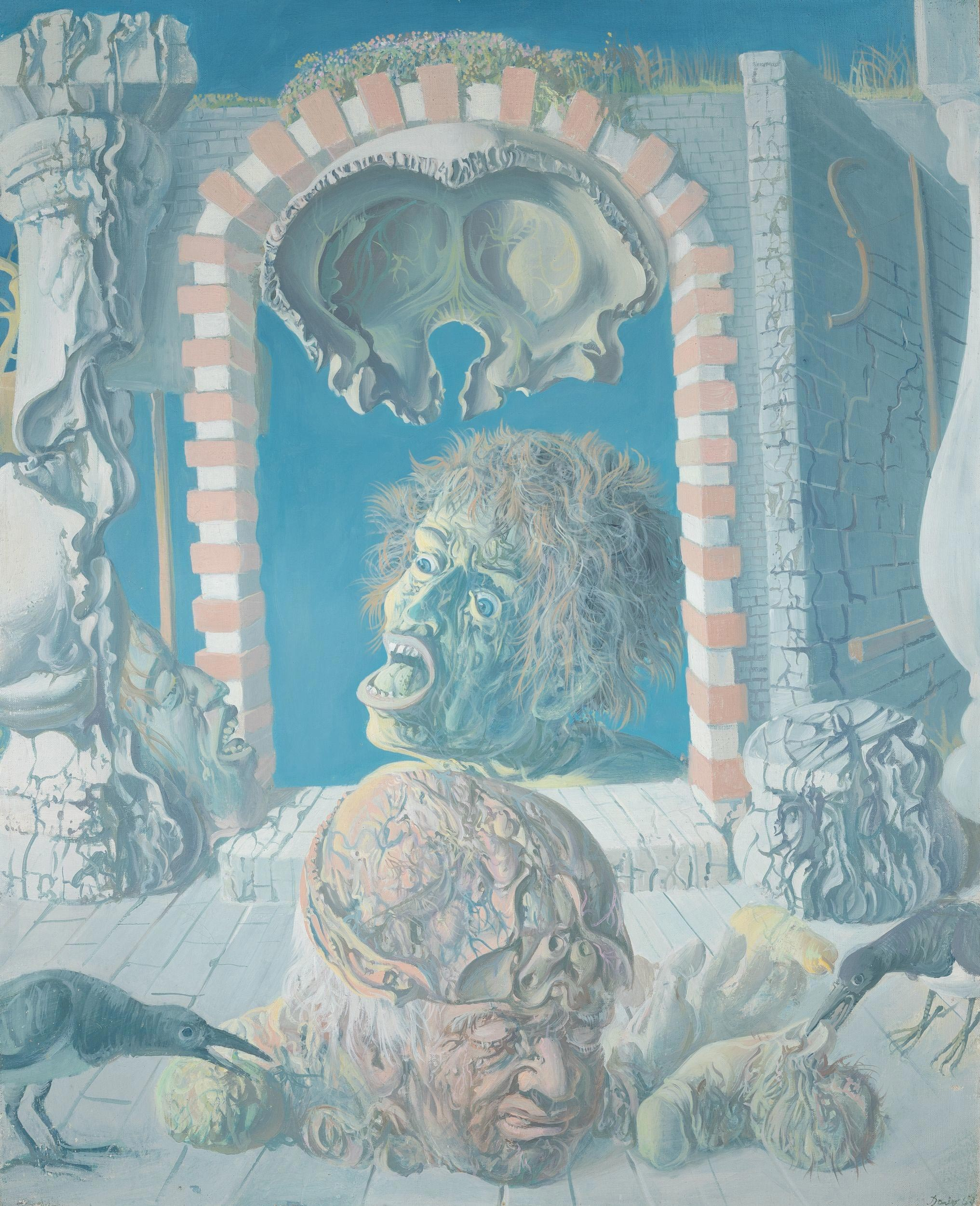 Judith aux pies, 1967