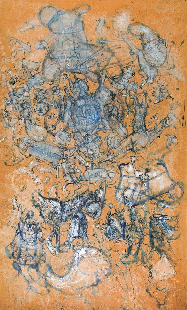 Dado: Untitled, circa 1990