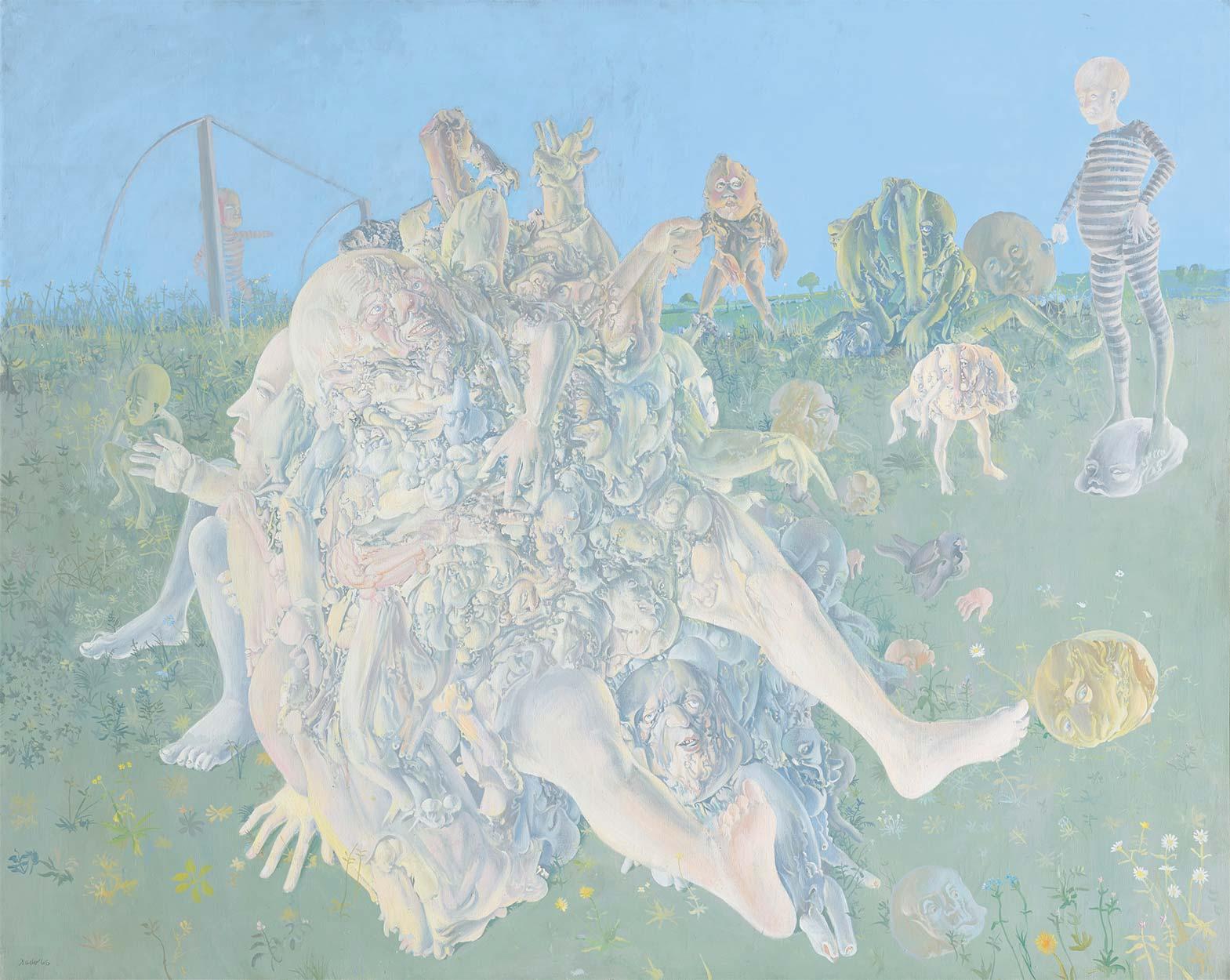 Dado: La Mère-Terre…, 1966