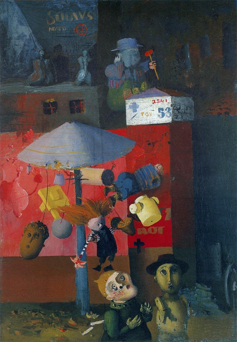 Merry-go-round, 1955-1956