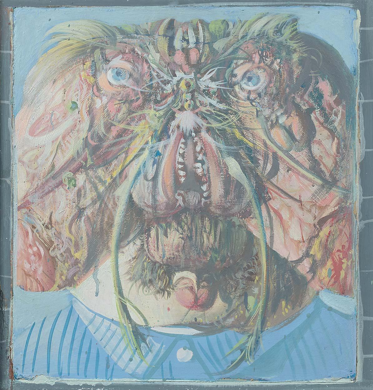 Dado: Untitled, 1969