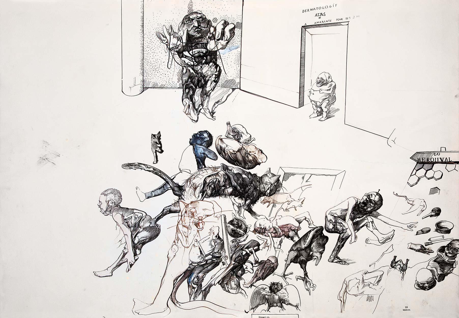 Bez naslova, 1973