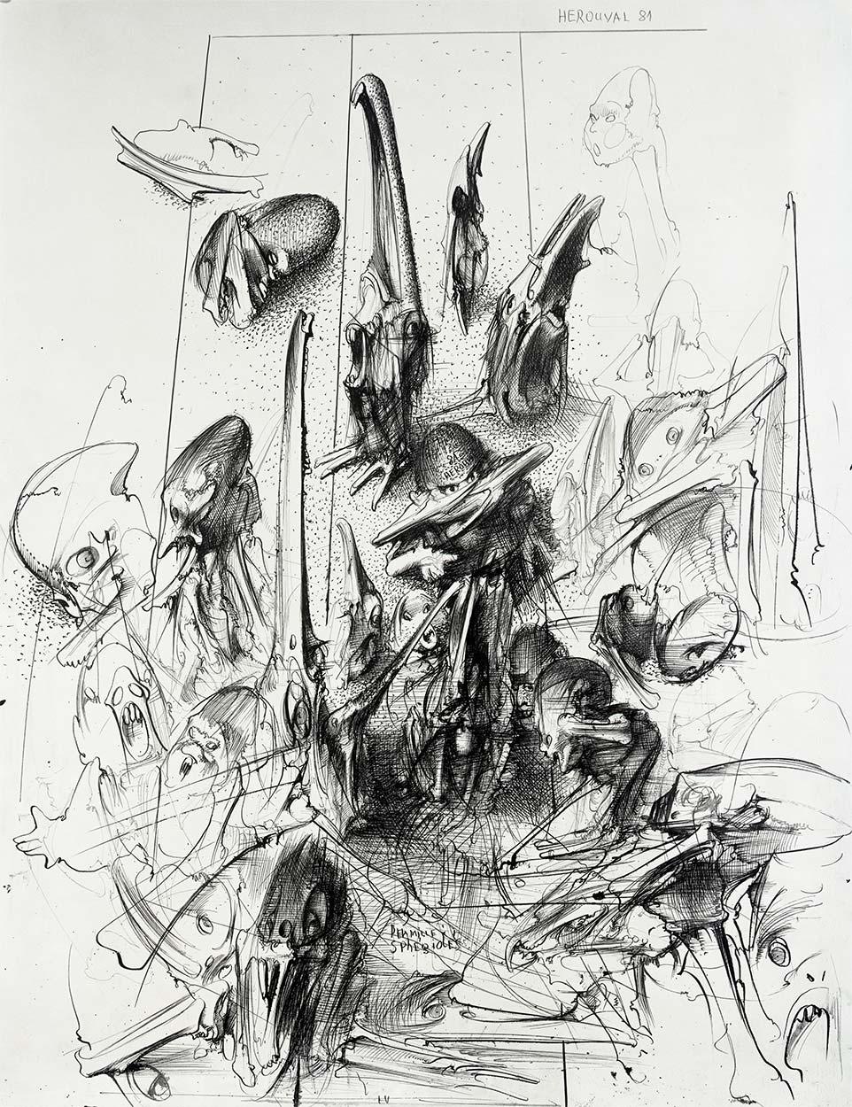 Obitelji Agelenidae, 1981