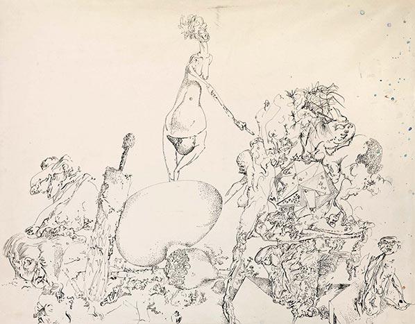 Bez naslova, 1960