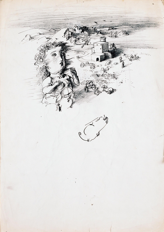 Bez naslova, circa 1956