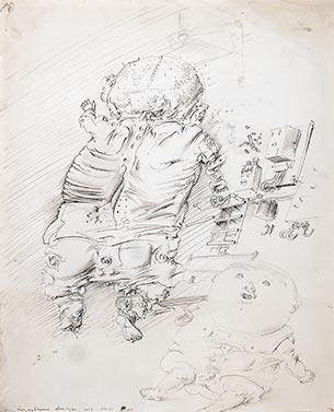 Bébés, 1956