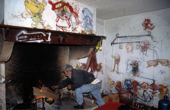Zidno slikarstvo u Be-de-Nosaku