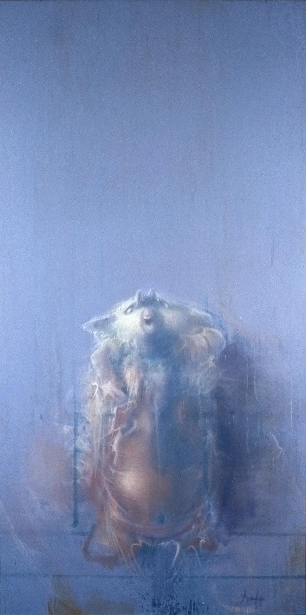 Dado: Ceyx solitaria, 1985