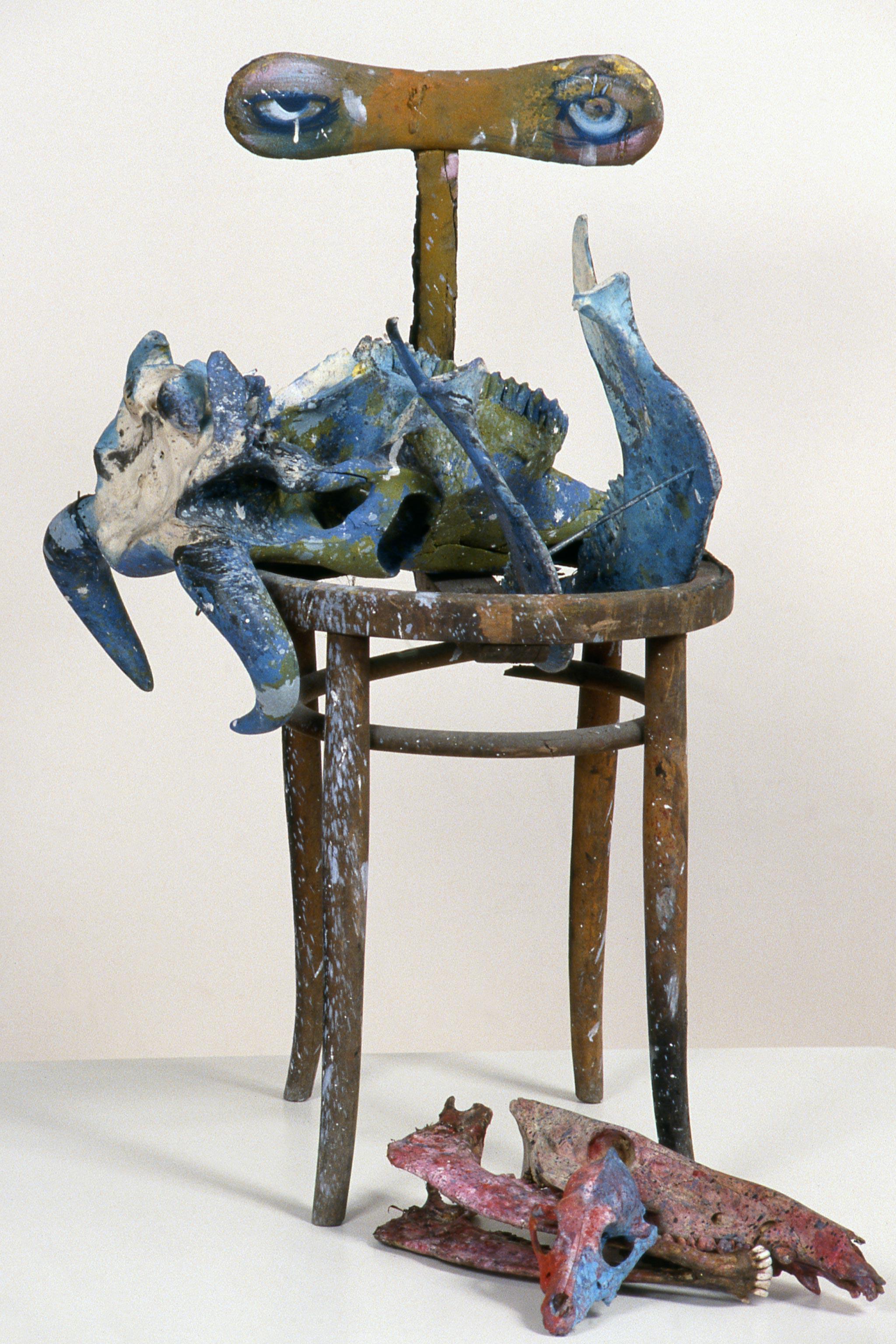 Pline Chair, 1989