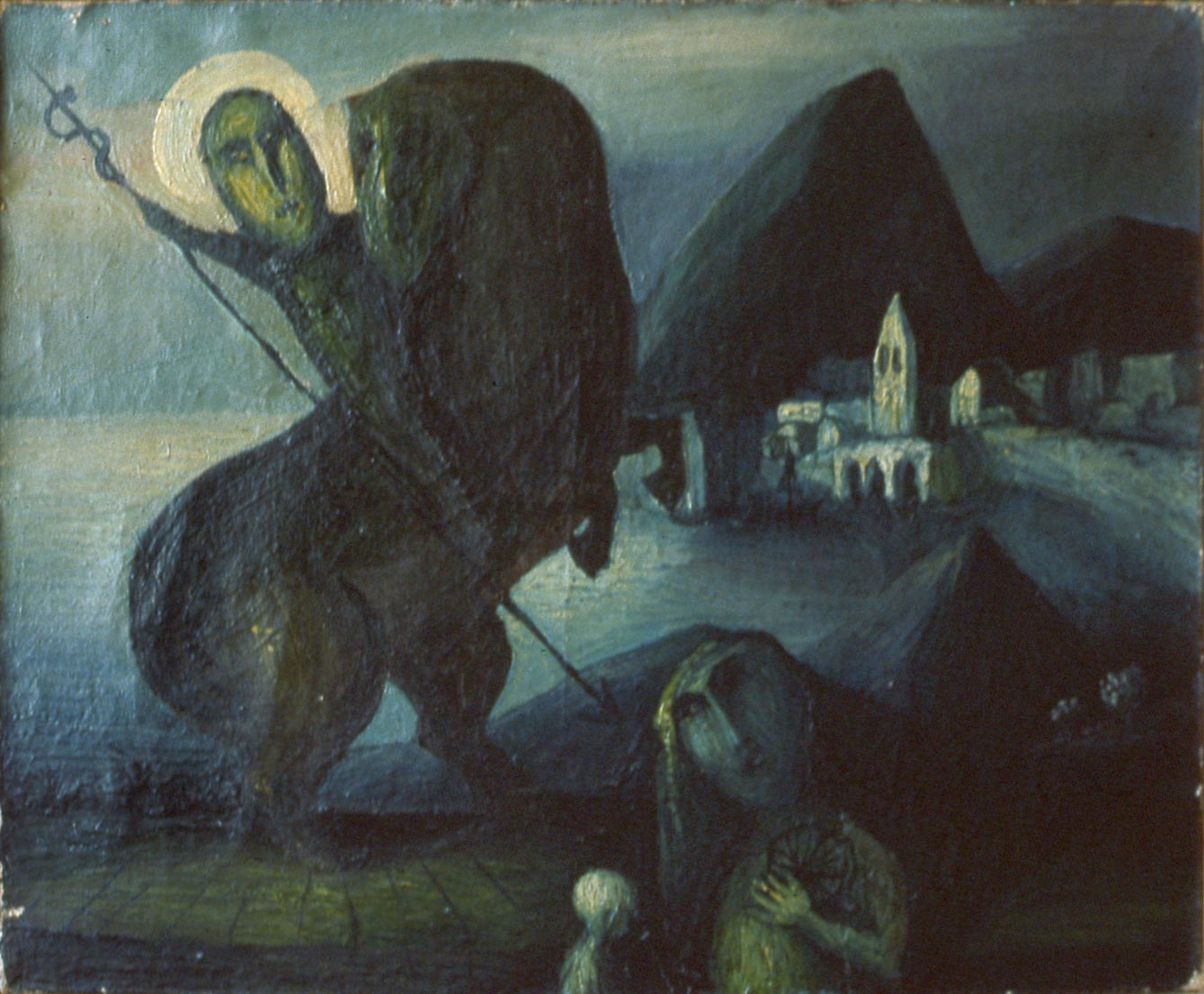 Dado: Saint Georges, 1950
