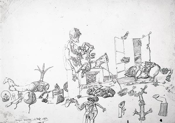 Bez naslova, 1964