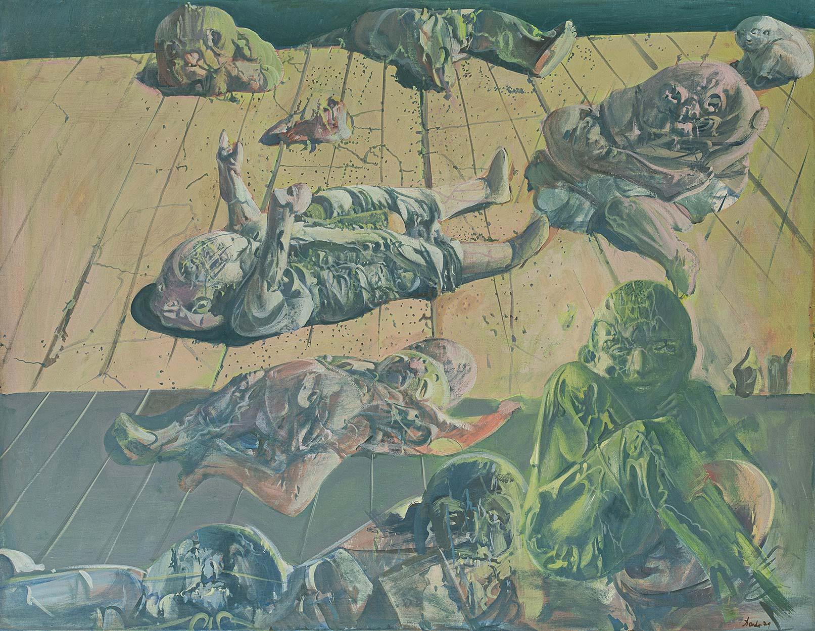 Dado: Untitled, 1971