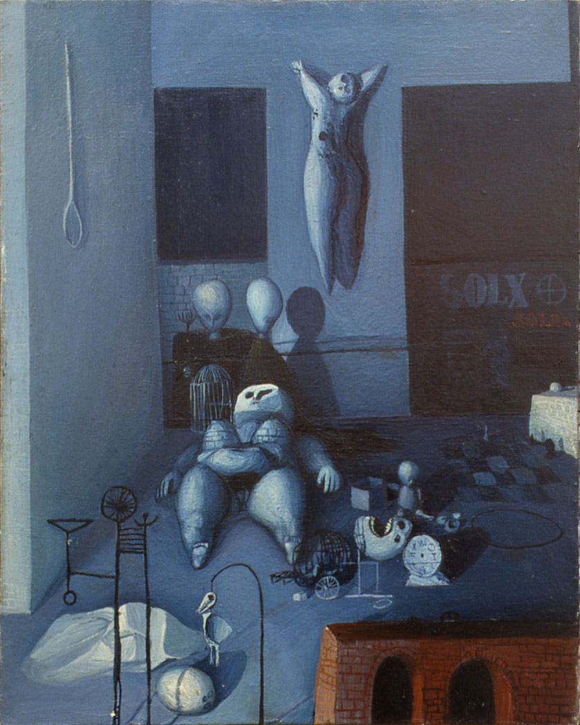Dado: Crucifixion, 1955