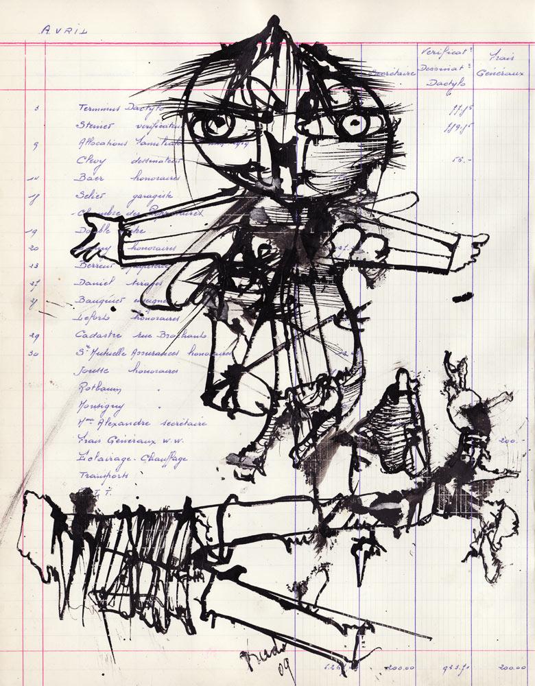 Bez naslova, 2009