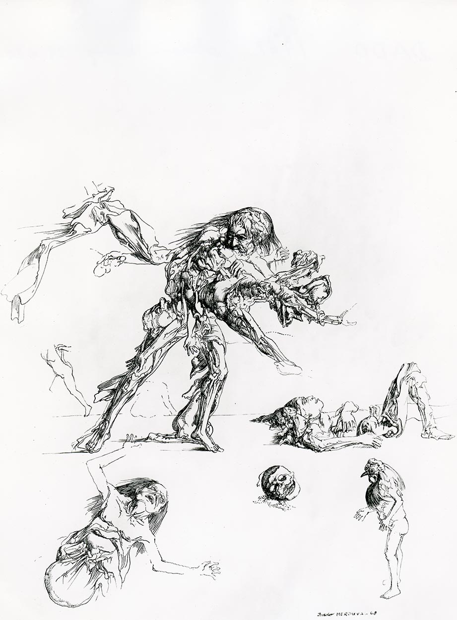 Bez naslova, 1968