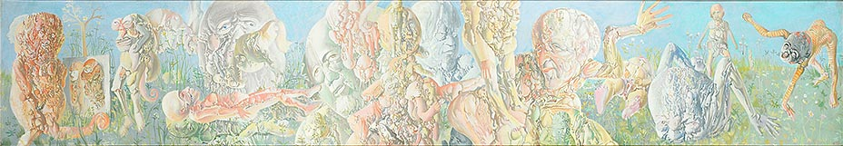 Large fresco (detail)