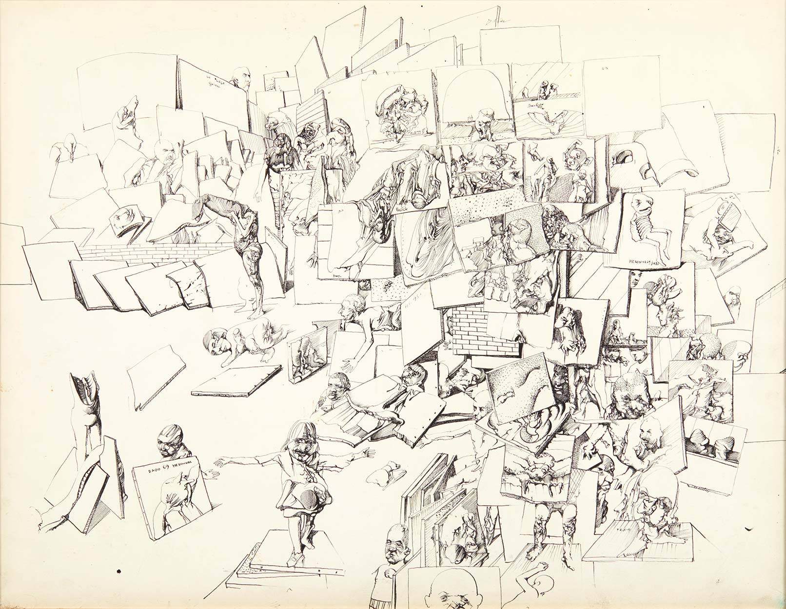 Gallery of Ancestors, 1969
