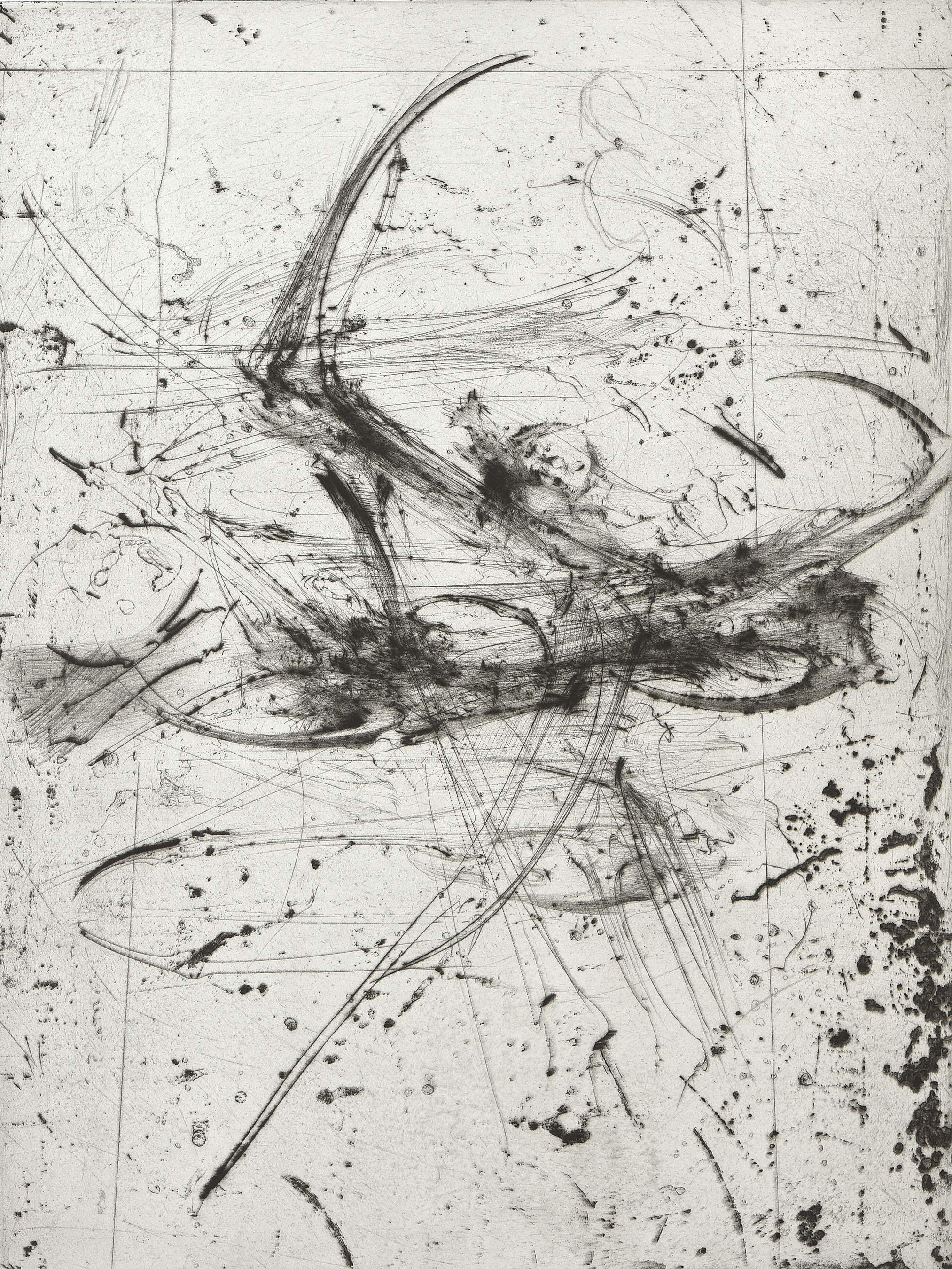 Print by Dado, 1981-1982
