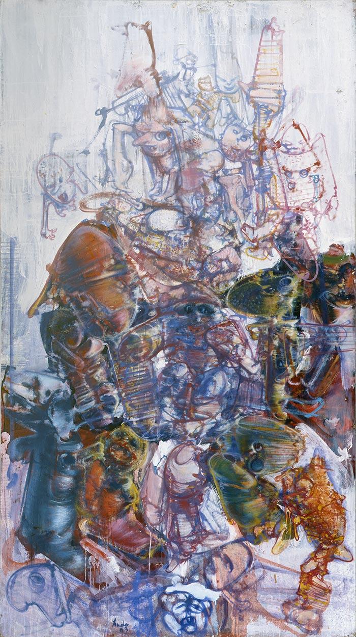 Dado: Untitled, 1997-2002