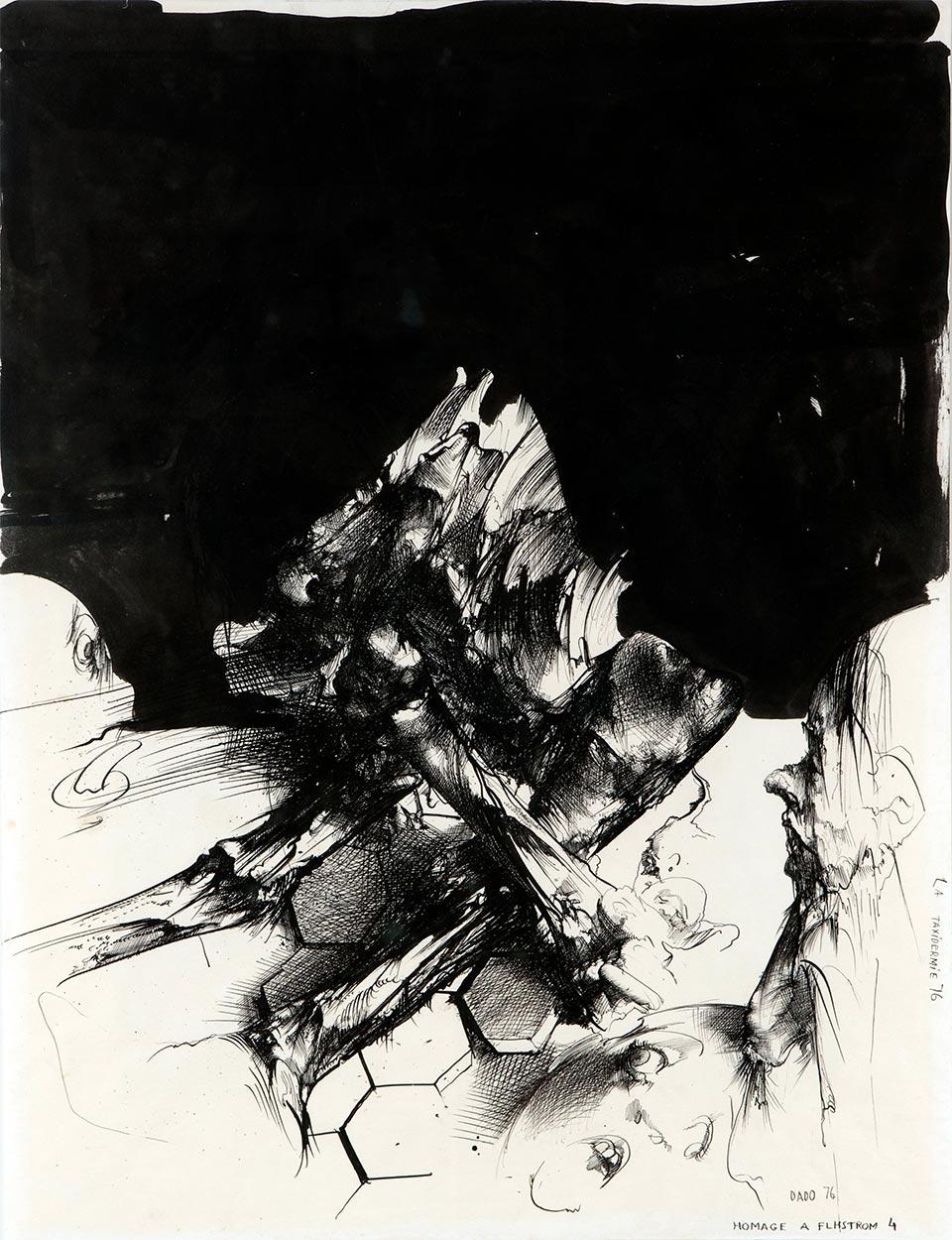 Omaž Falstromu, 1976