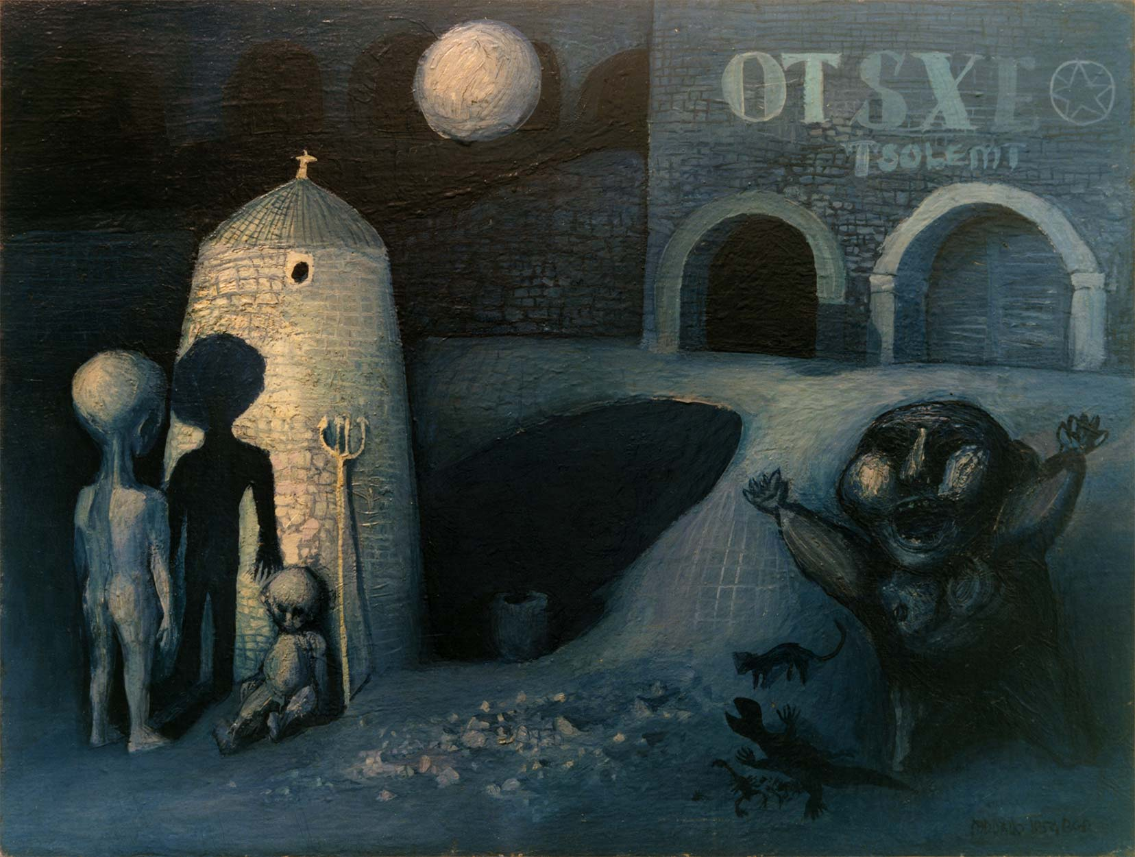 Dado: SBGD OTSXE Isolation, 1954