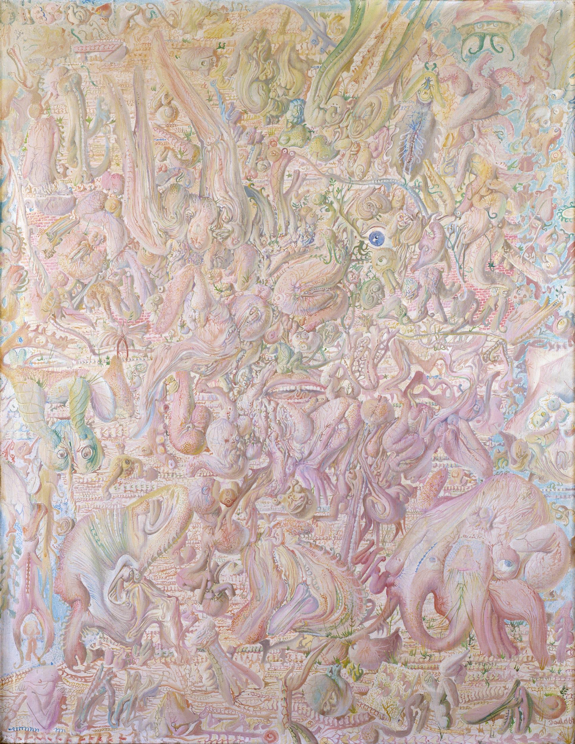 Dado: Untitled, 1964