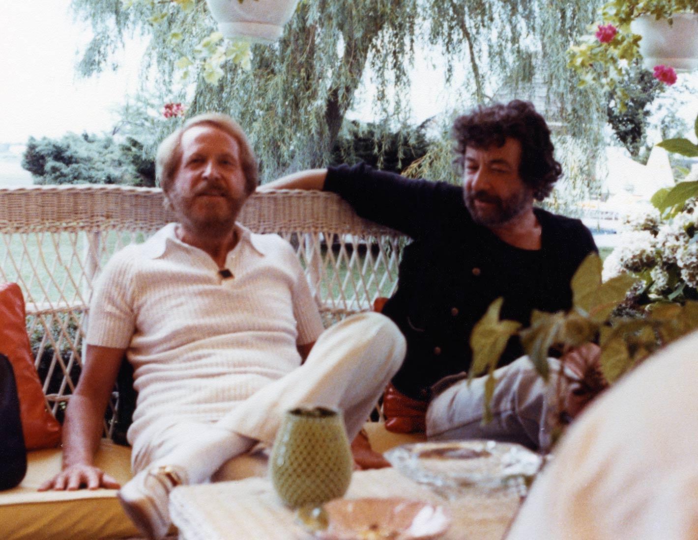 Julian Aberbach i Dado