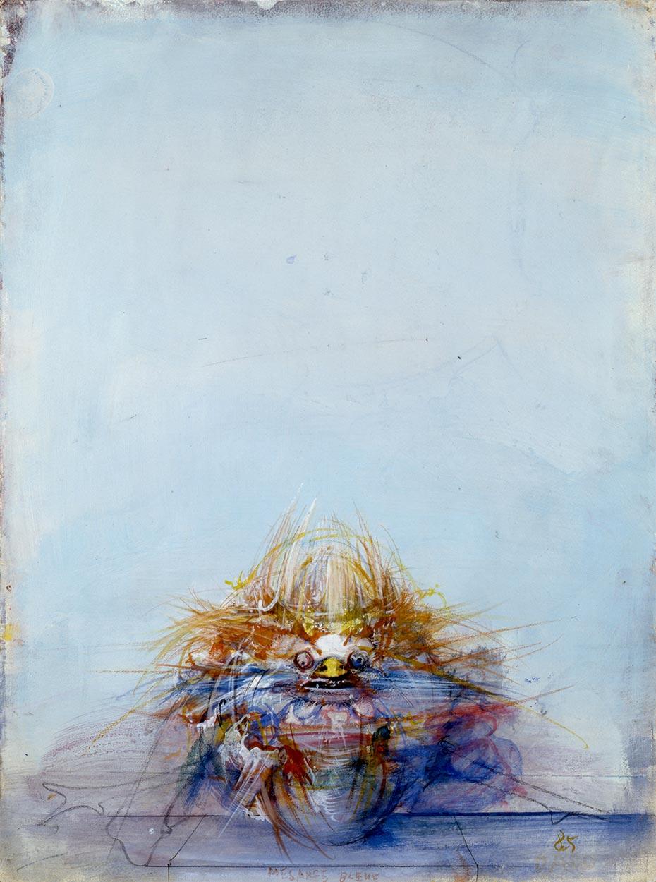 Plava sjenica, 1985