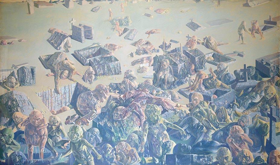 Groblje Monmartr, 1971