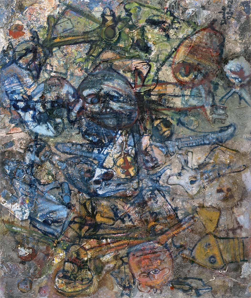 Dado: Untitled, 1998-2002