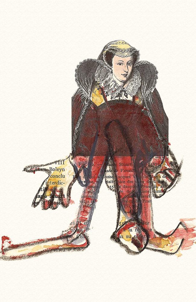 Marija Stjuart (1542-1587)
