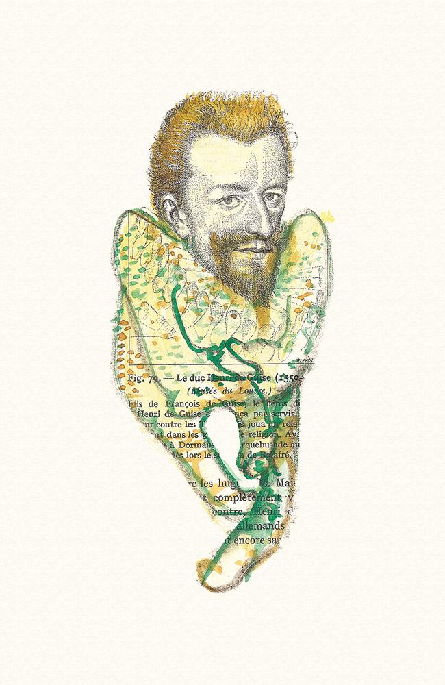 Vojvoda Henrih de Giz (1550-1588)