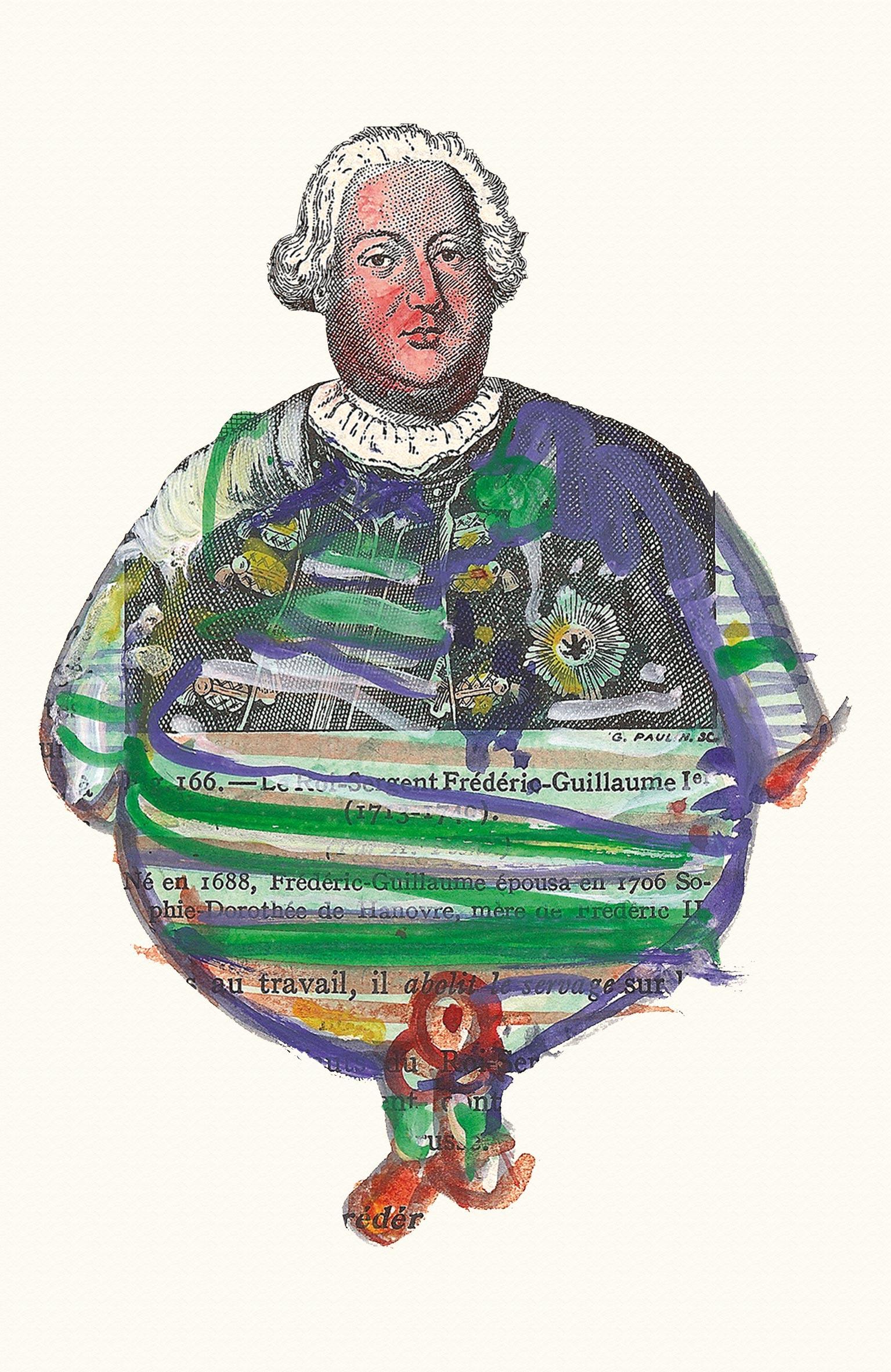 Frederik Gijom Pruski (1688-1740)