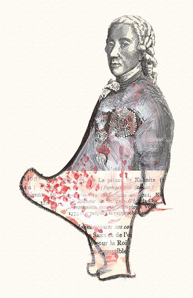 Vencel Anton fon Kaunic (1711-1794)