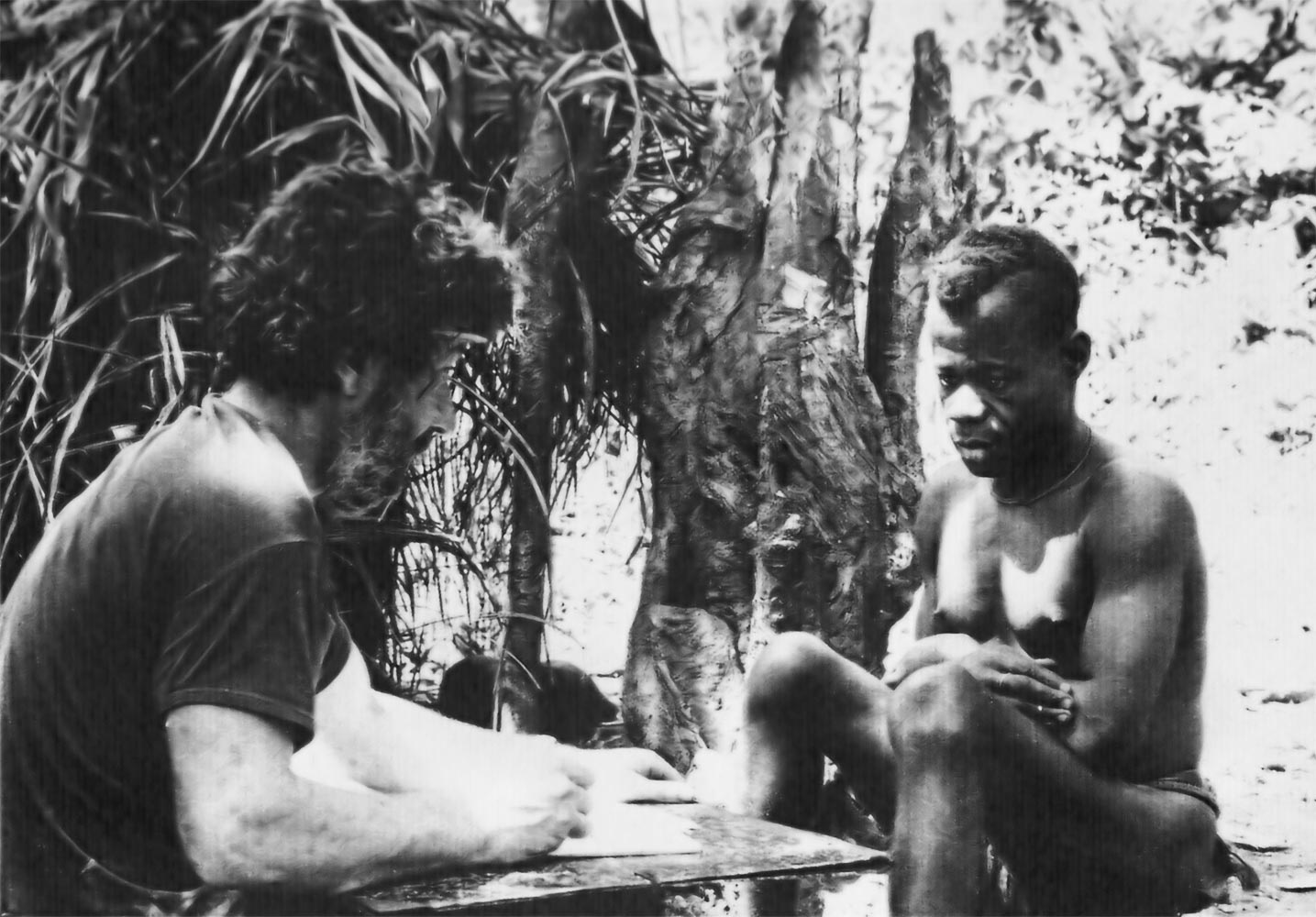 Dado among the Pygmies in 1974