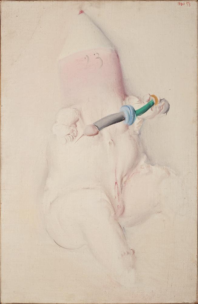Dado: Untitled, 1958