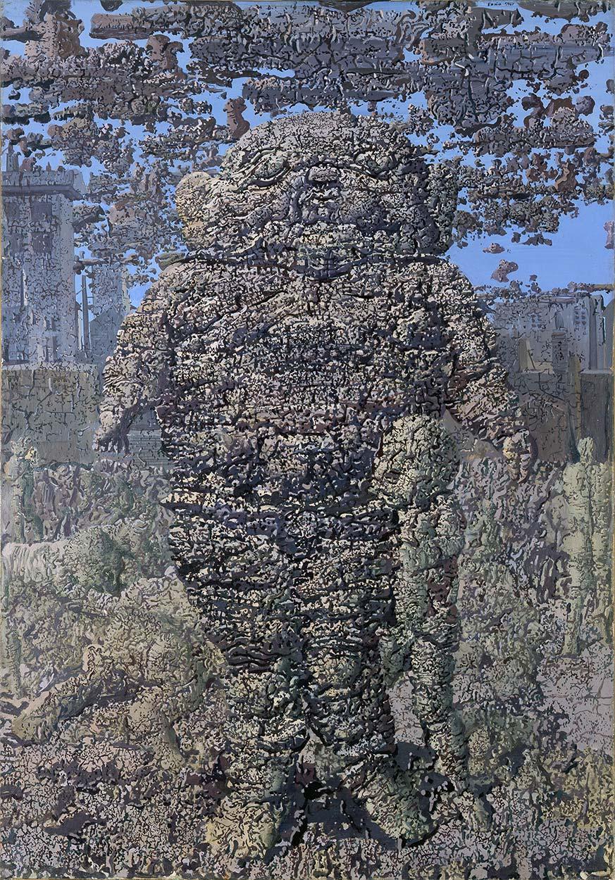 Dado: Untitled, 1959-1960