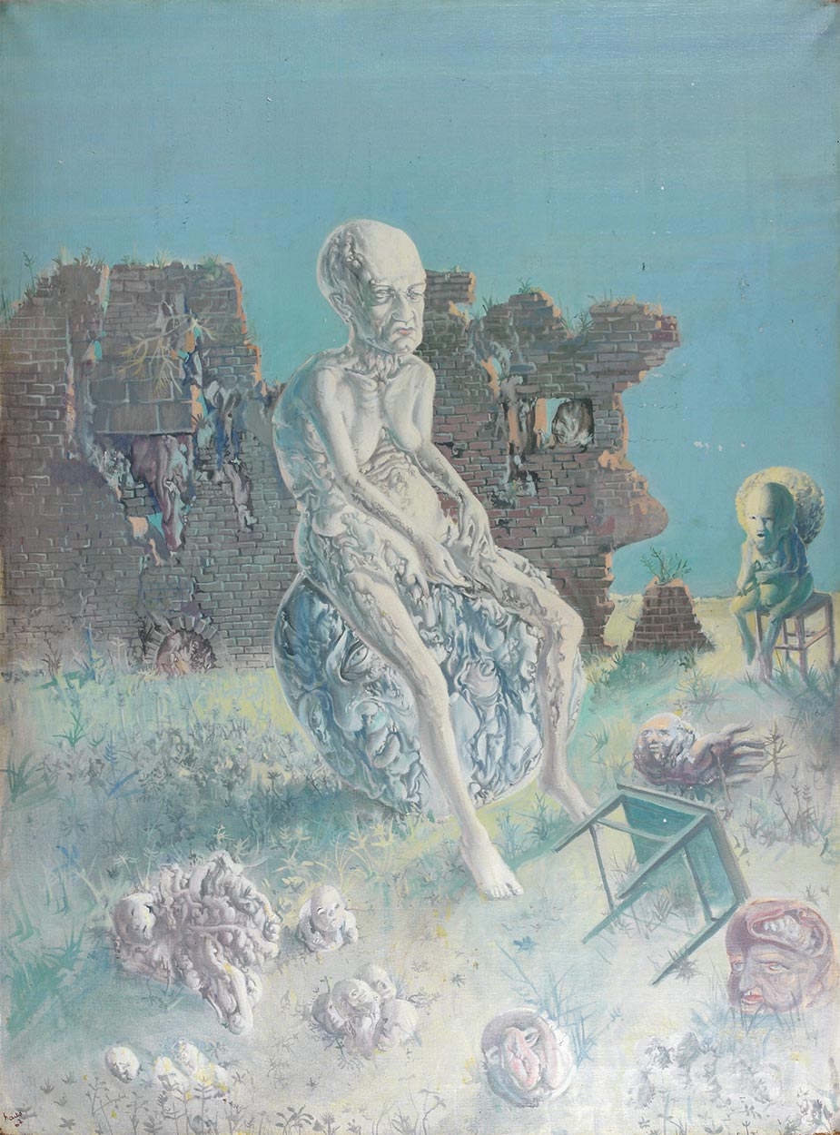 Dado: Bez naslova, 1967