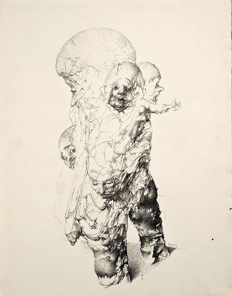 Bez naslova, 1976
