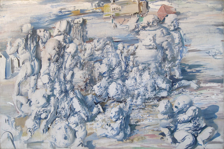 Untitled, circa 1957