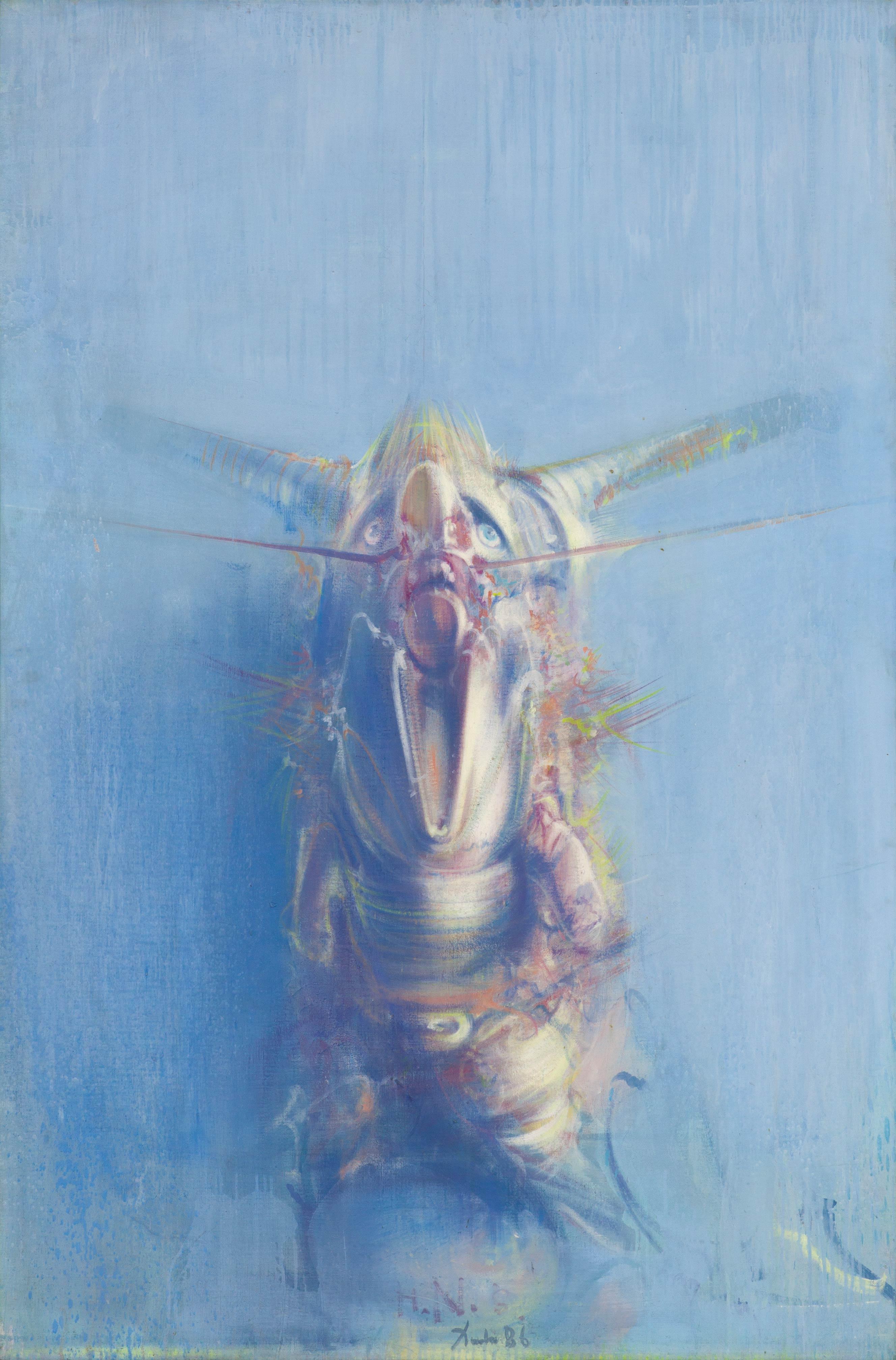 Dado: Inca Tern, 1986