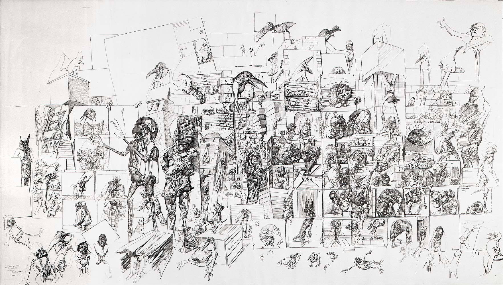 Transport of Works of Art, 1969