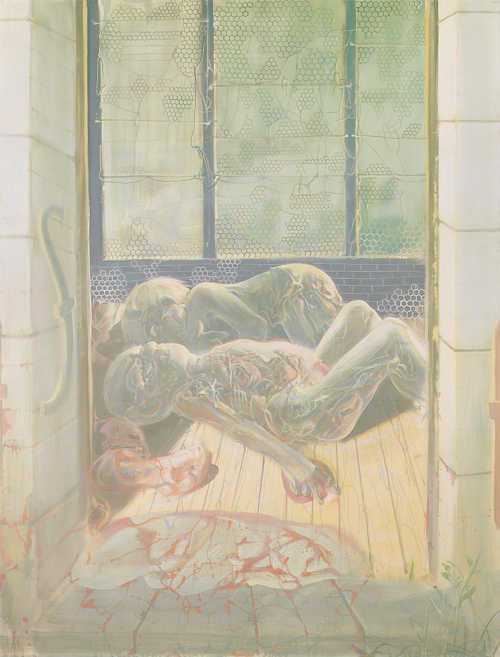 Dado: Hérouval Triptych, 1972